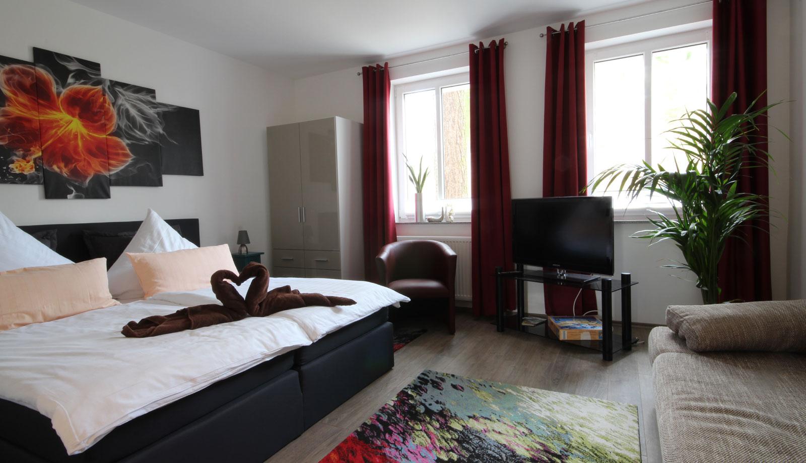 Ferienwohnung Apartment 4